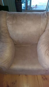 After Upholstery Cleaning Riverland