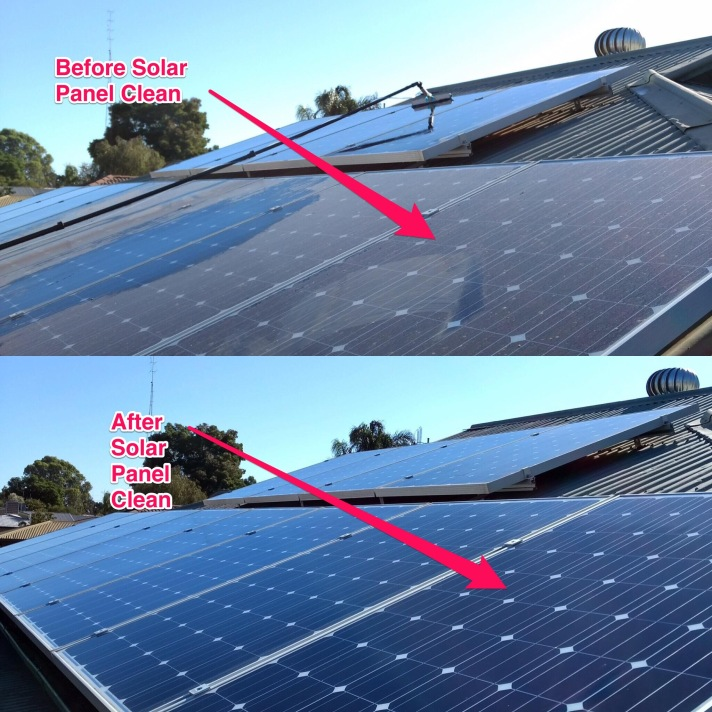 Riverland Solar Panel Cleaning Service