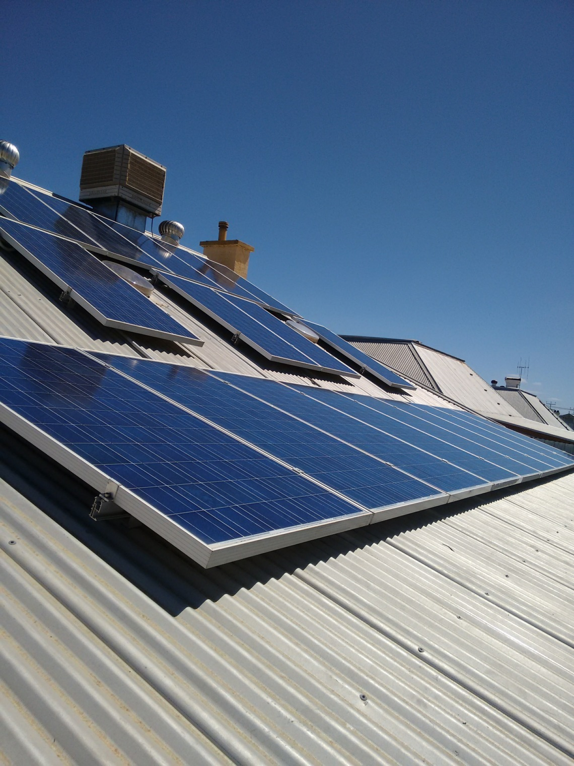 Solar Panel Cleaning Riverland.