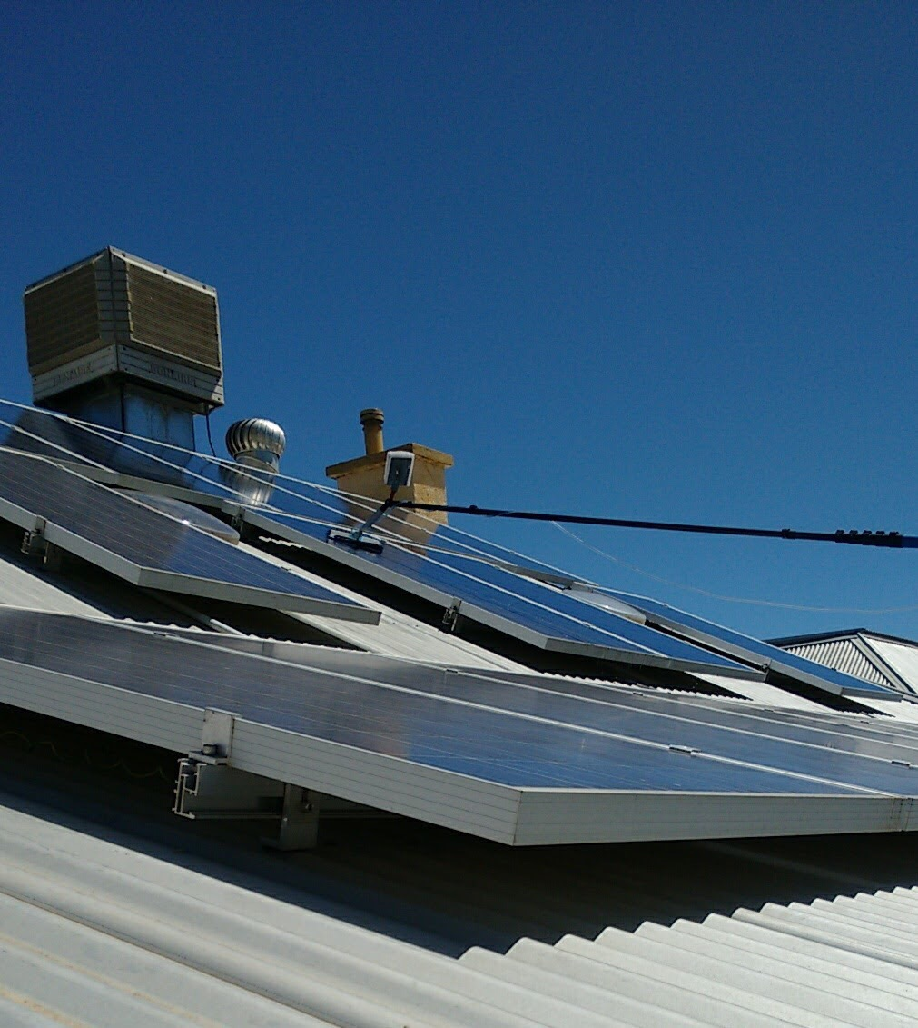 Solar Panel Cleaning Riverland