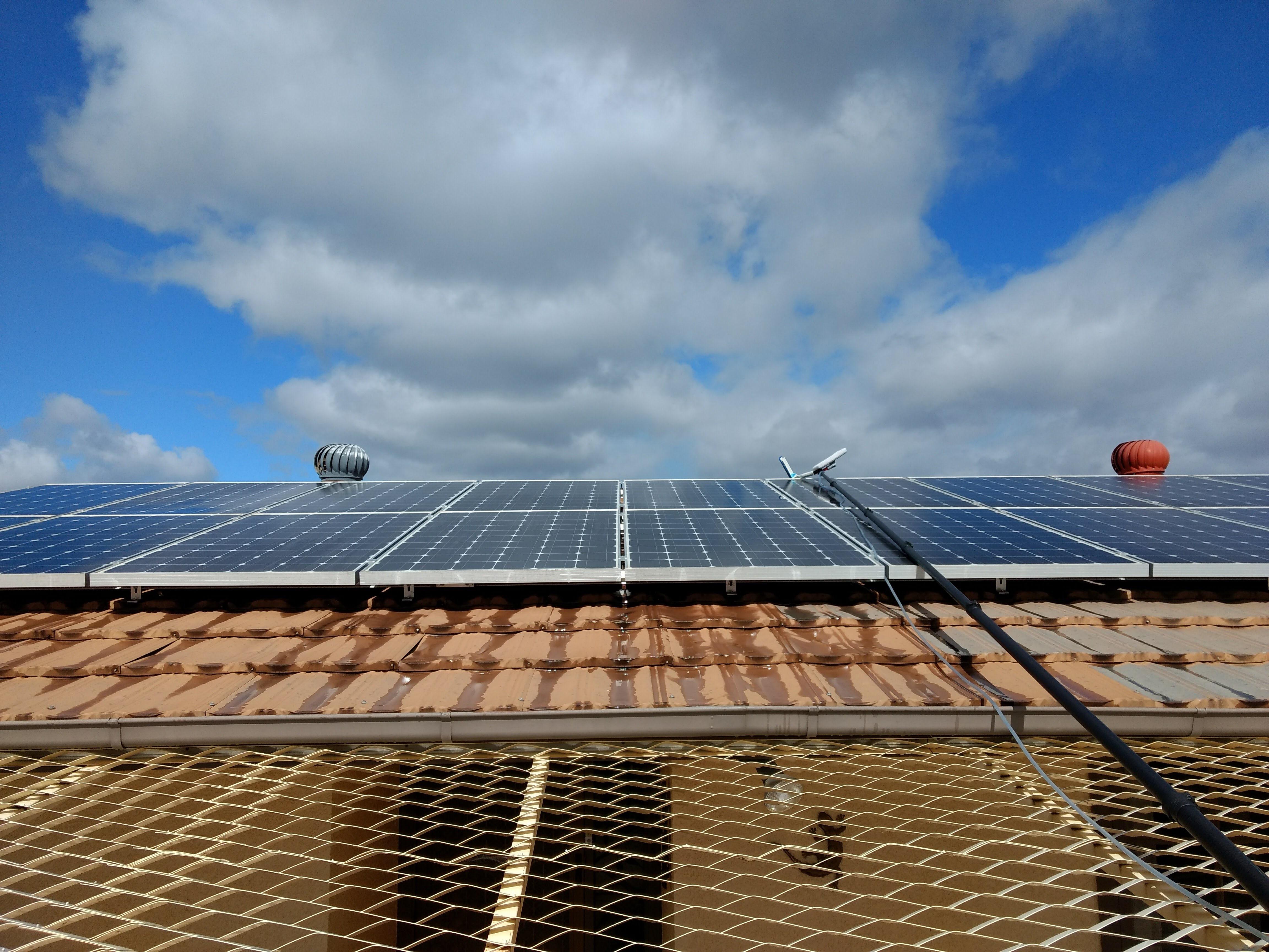 Solar Panel Cleaner Riverland