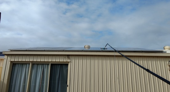 Riverland Professional Solar Panel Cleaning