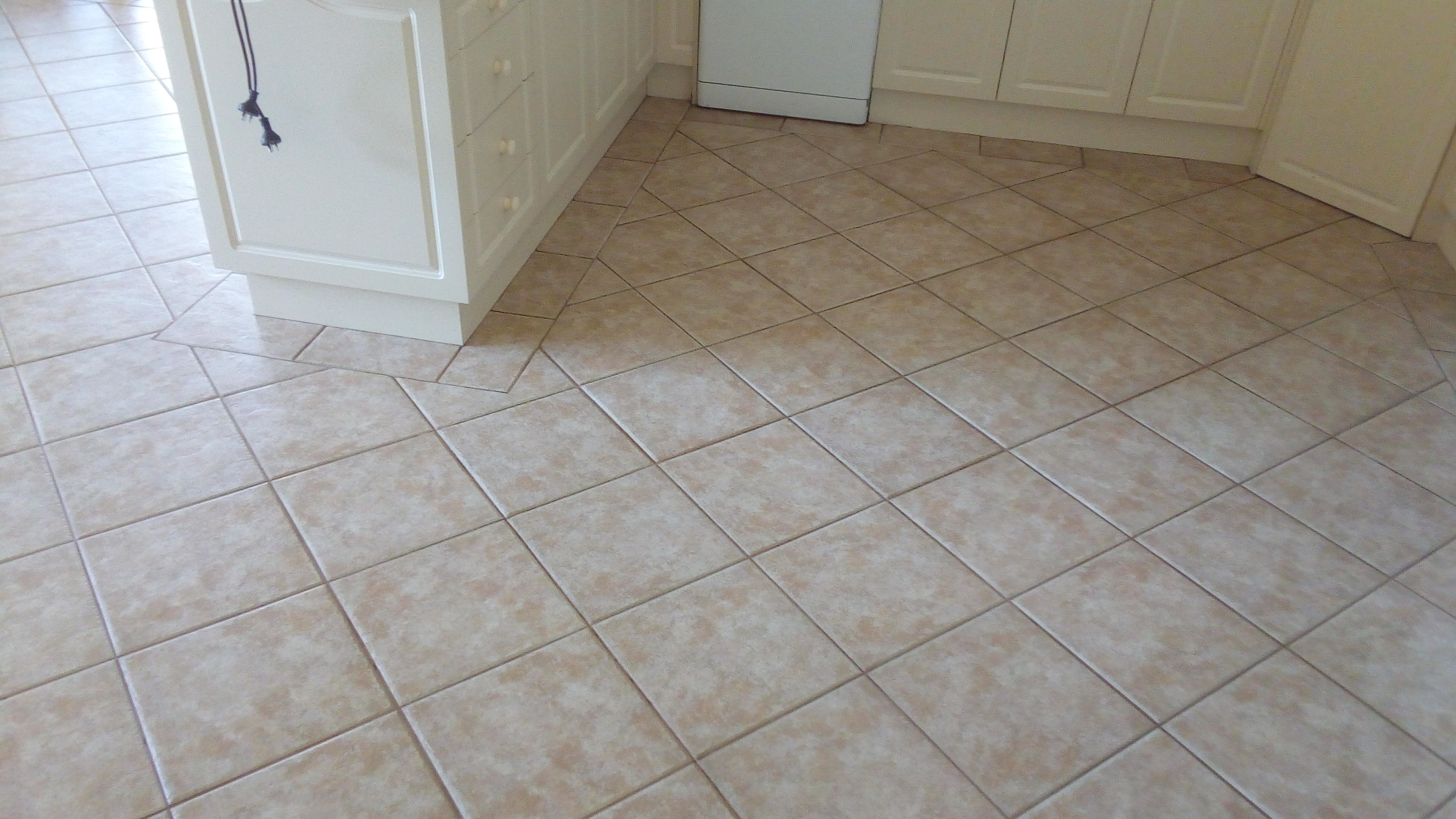 Tile and Grout After Cleaning Riverland.