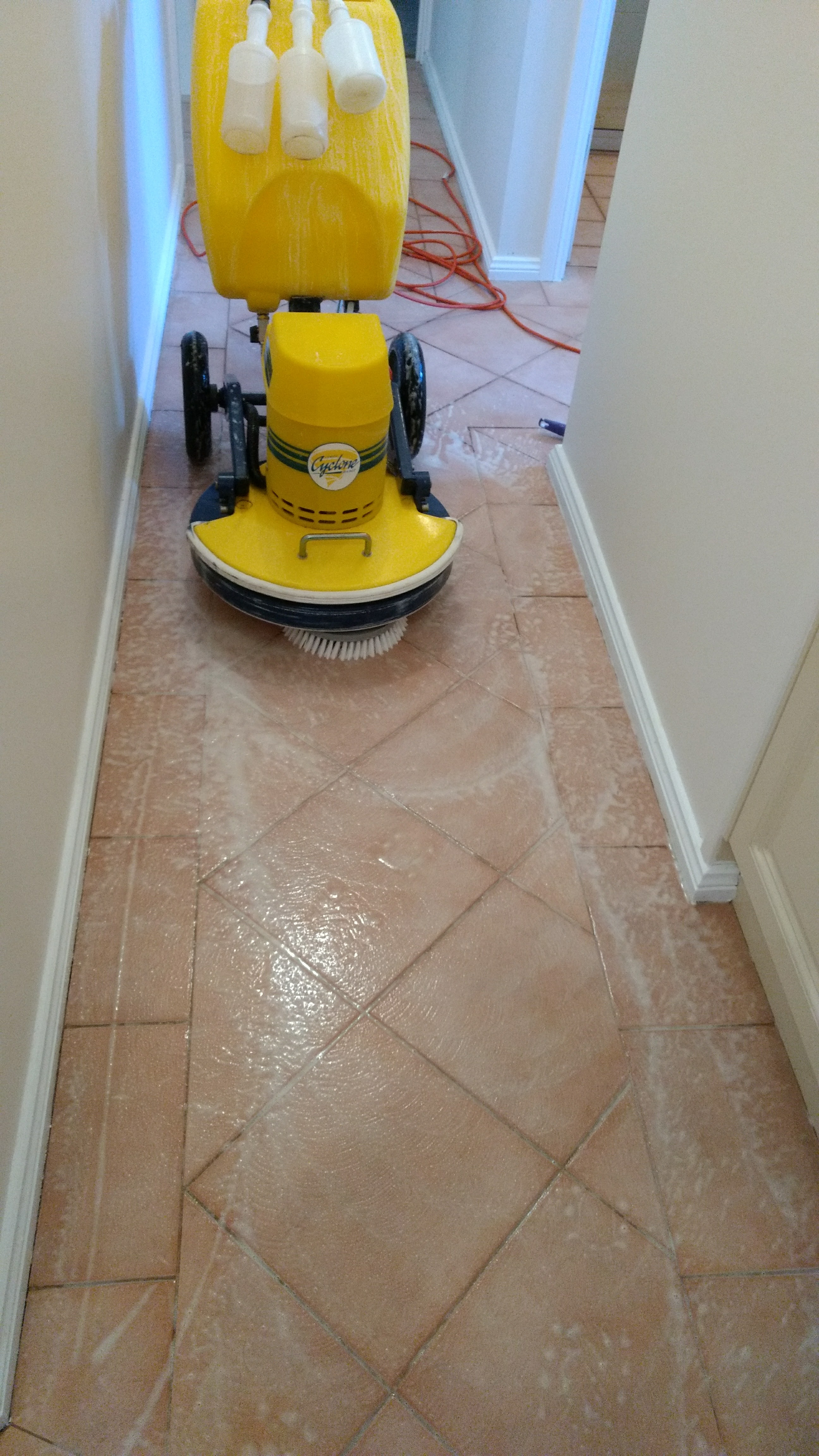 Tile and Grout Cleaning Loxton