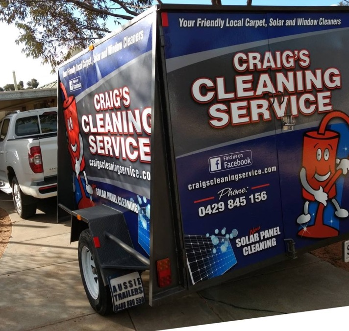 Your Friendly Local Riverland Solar, Carpet and Window Cleaners