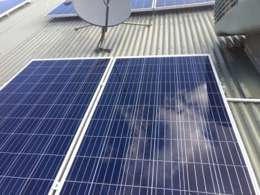 Solar Panel Cleaning Near Renmark