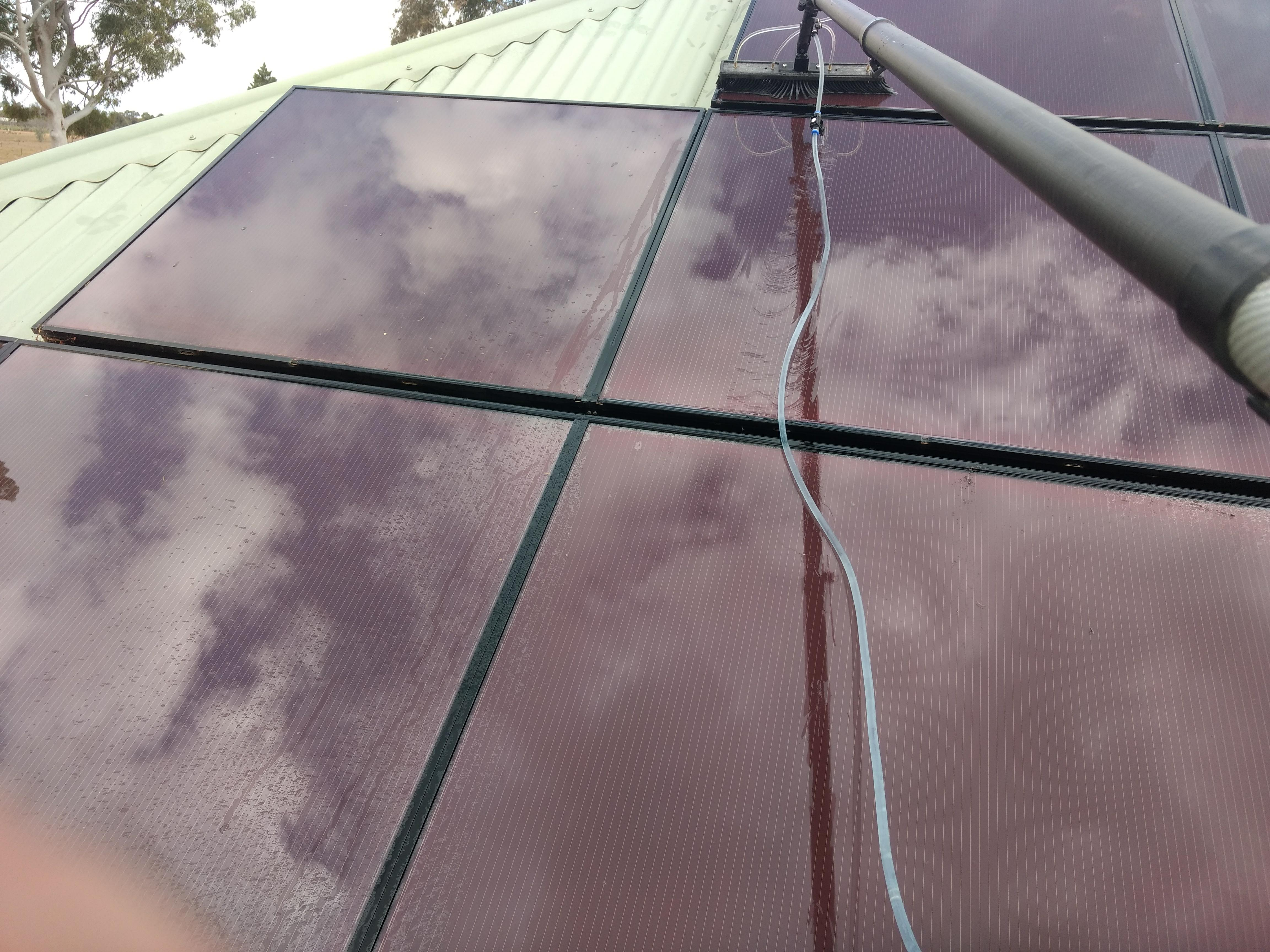 Riverland Solar Cleaning