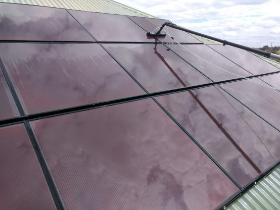 Renmark Solar Panel Cleaner