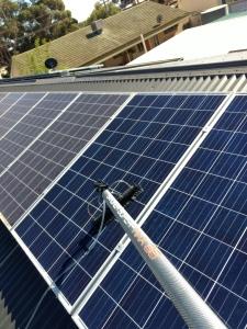 Solar Panel Cleaning Renmark