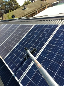 Solar Panel Cleaning Renmark